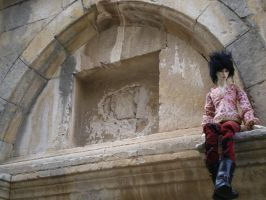 Mouse in Nazareth 7 by raewhitewolf