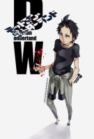 Deadman Wonderland ganta by CottonCandyStar