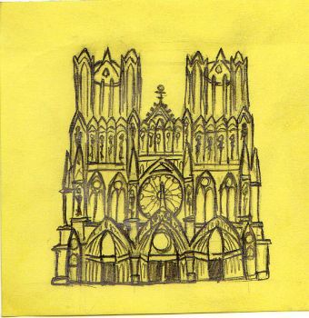 Notre Dame by 66VI