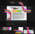 "Webdesign - ""EnJoy"" by CybertronicStudios"
