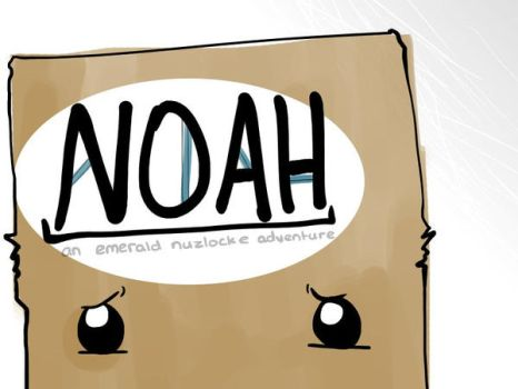 Noah the First: TITLE by Lost-Paperclip