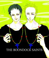 THE BOONDOCK SAINTS by toyjoypop