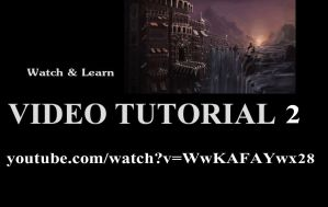 Watch and Learn - Video Tutorial no.2 by p00se2
