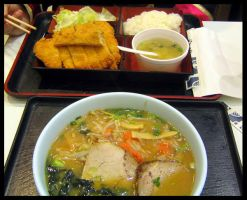 The beauty of Japanese food by taeliac