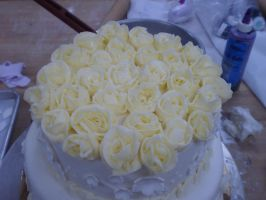 Wedding Cake 2 by Jifmona