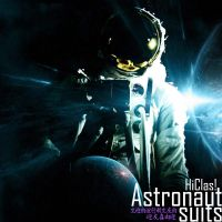 Astronaut Suits by RobertHenry