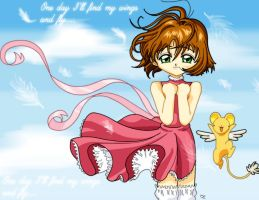 Find my Wings by clairebearer