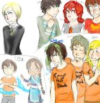 Multifandom dump HP-PJ-ETC by birdswii