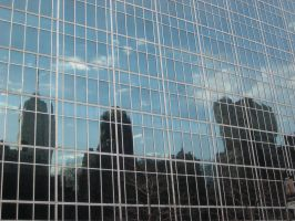 Caged Reflection by ChrisTheJeweler