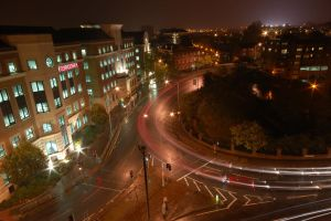 Prudential junction, Reading by bob-in-disguise