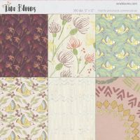 Free Digital Paper and Patterns by SunnyFunLane