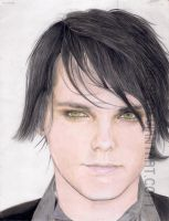 Gerard On The Way by JJSC95
