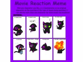 Movie reaction, featuring Shadowmoon by ZeNinja101