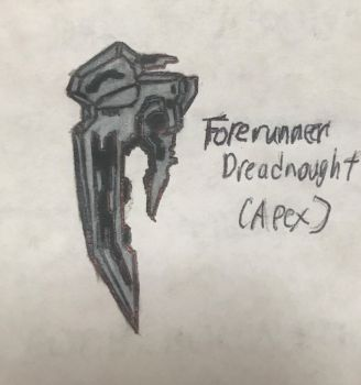 Forerunner Dreadnought (Apex) by SBB-67Montana