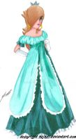 Rosalina Formal Dress 1 by kcjedi89