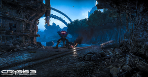 Crysis 3 Panorama 120 by PeriodsofLife
