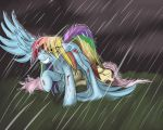 Dashie Saves Fluttershy (Final) by JinYaranda