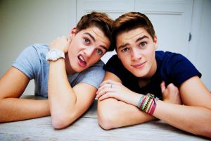 Jack and Finn Harries by Koolgal1997