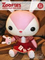 Zoofties :: Bunny for Zoe 00 by Nestery