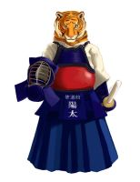 Happy Tiger Year by 79Silver