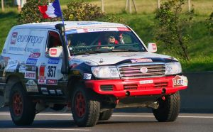 Paris Dakar 2010 XX by freezingsouls