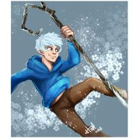 Jack Frost by msloveless