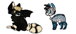 Random Adopts OTA CLOSED by KryptoniteRogue