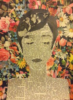 AUTO-COLLAGE by chiffonier