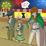 Shoot 'em Up! at the Circus by Captain-Coffee