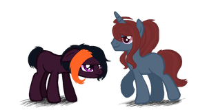 Seriously... Now we're ponies? by Dark-Videogamer