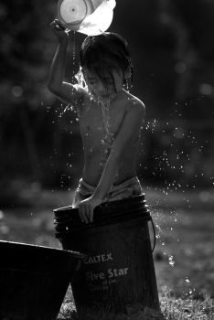 Water is Life by hersley