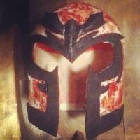The Helmet Before the Paint by Ashillingburg