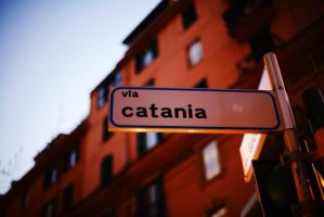 via catania by cagriilban