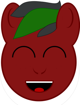 Crimson Fall emoji! by JackDC93