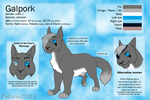 Galpork reff sheet 2013 by RakPolaris