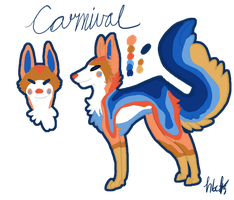 Carnival Reference Sheet by Kama-ItaeteXIII