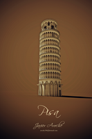 Pisa Tower HD by aroche