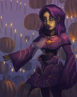 Hallows Eve by Raikoh-illust