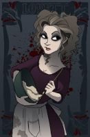 Mrs. Lovett by sockie