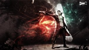 DMC - Knocking on Hell's Door by TheSyanArt
