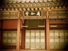 Korean Ancient Architecture by jacobjellyroll