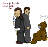 Kane and Lynch by Famulzie