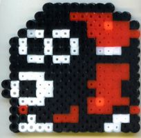 8-bit Beaded Snifit by Sqwerly-Wrath