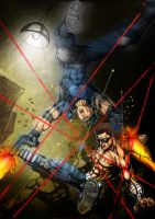 Stryker-Cage...Hardboiled by Grapiqkad