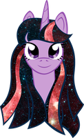 Twilight's Mystical Mane by Catnipfairy