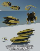 Pod Racer WIP 2 - Seeking Collab by Mechis