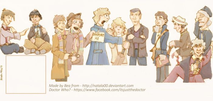 All the Doctors by Natala00