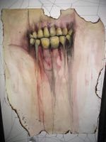 teeth and body by creatyvemynds