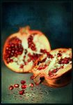 pomegranate by Anti-Pati-ya