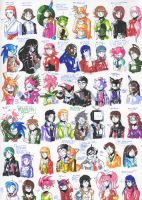 Felt pen doodles 72 by General-RADIX